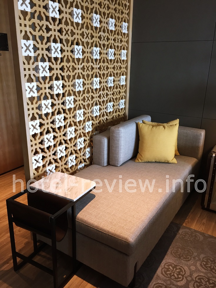 ルネッサンス廈門客室