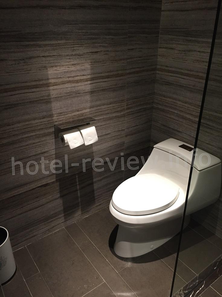 ルネッサンス 廈門 バスルーム