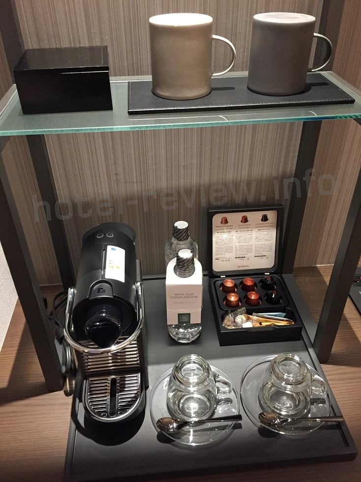 ACホテル東京銀座のコーヒー