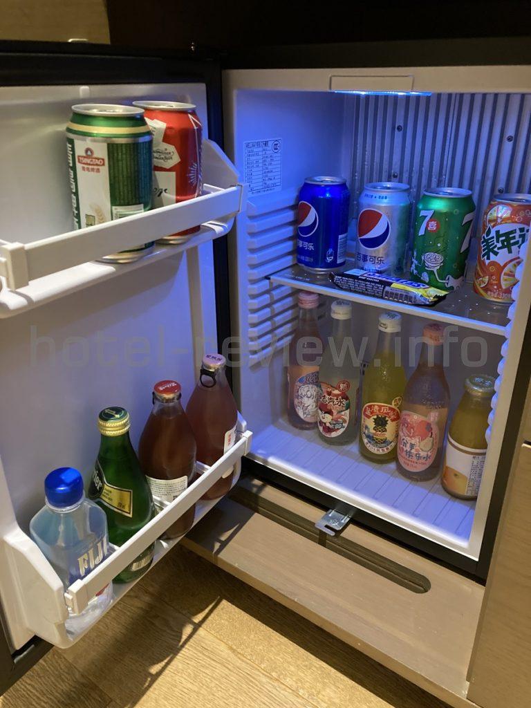 マリオット杭州冷蔵庫